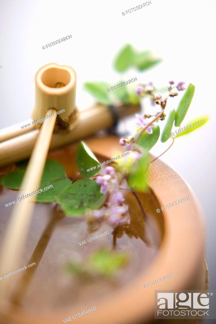 Stock Photo: Japanese style image.