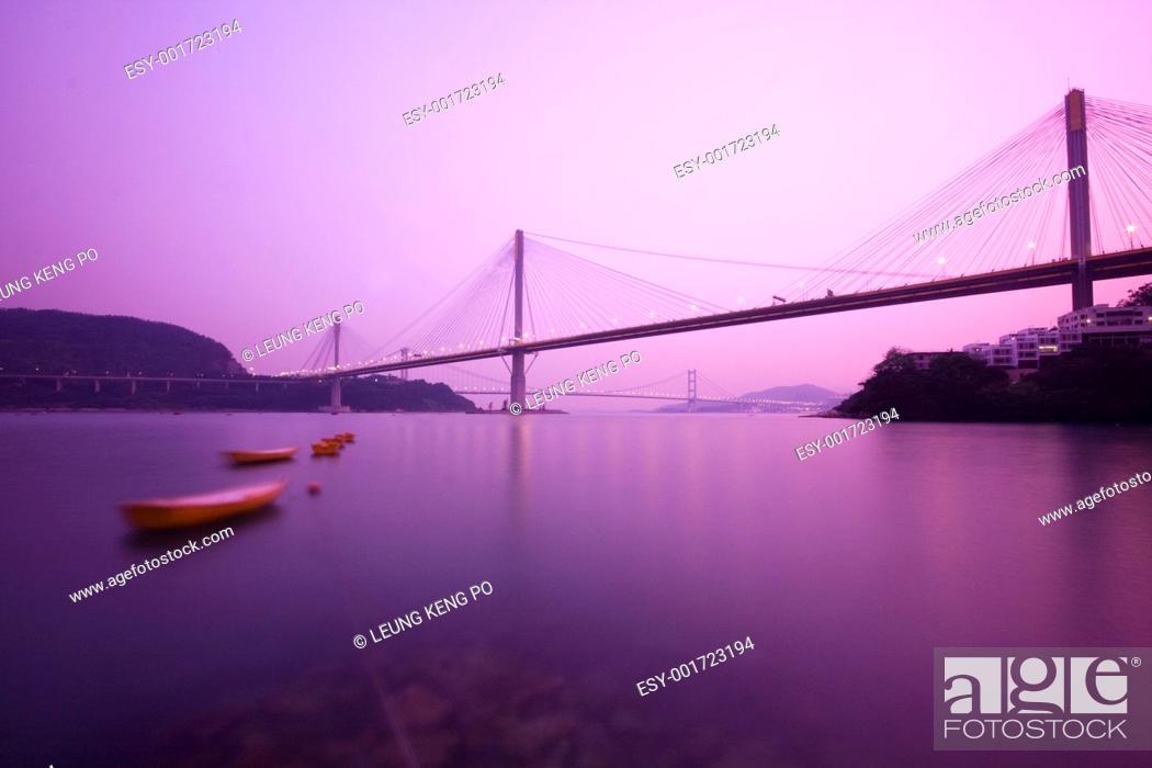 Stock Photo: bridge.