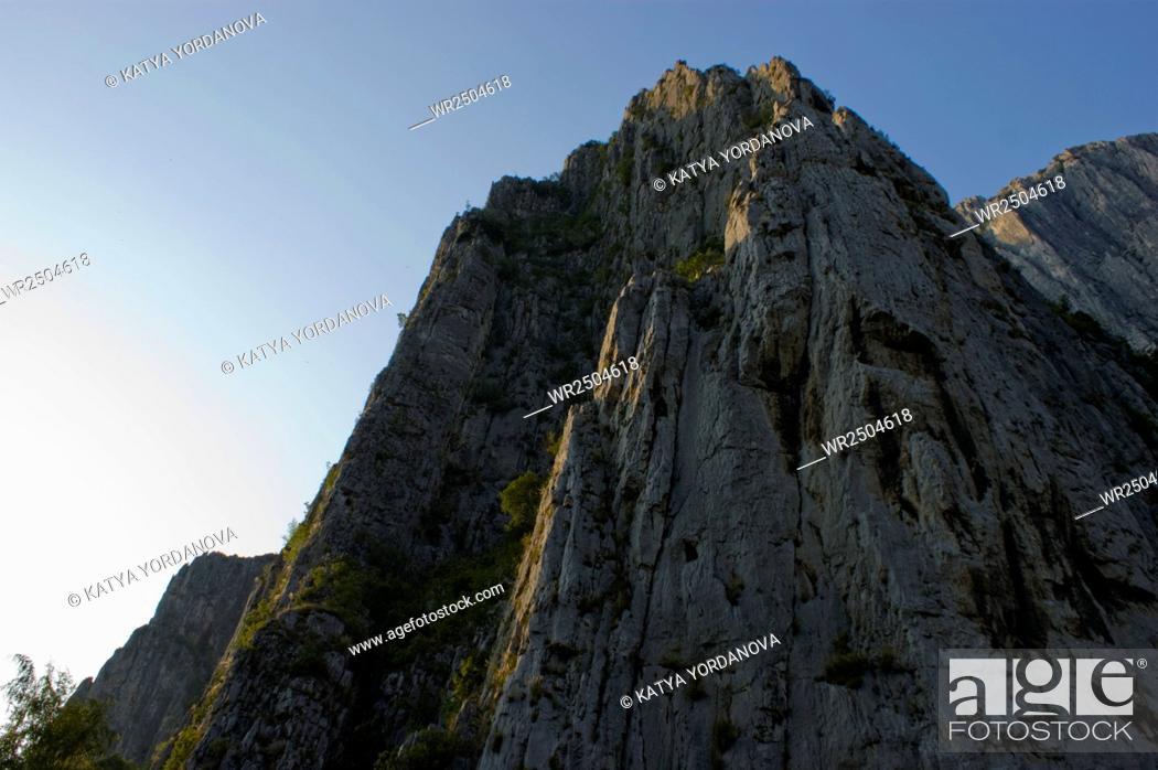 Stock Photo: Vratsata Gorge, Vratsa, Bulgaria.