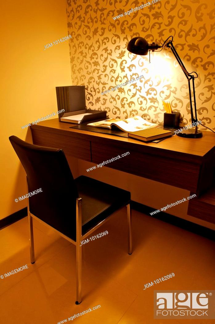 Stock Photo: Modern Interior Design - Study.