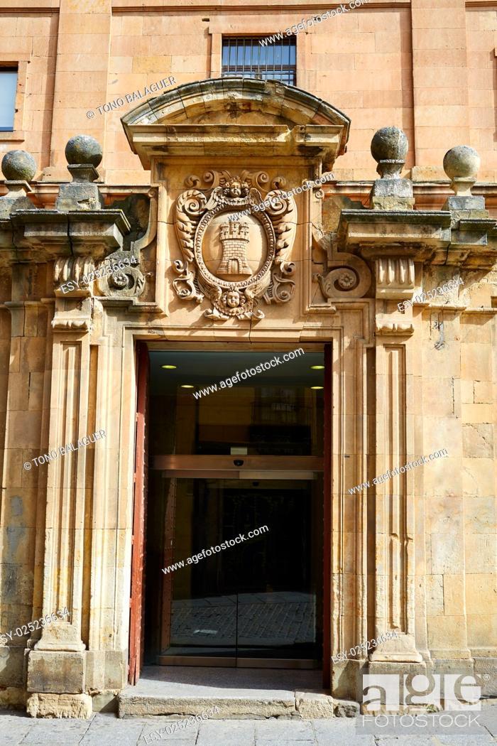 Imagen: Universidad Pontificia university in Salamanca of Spain.