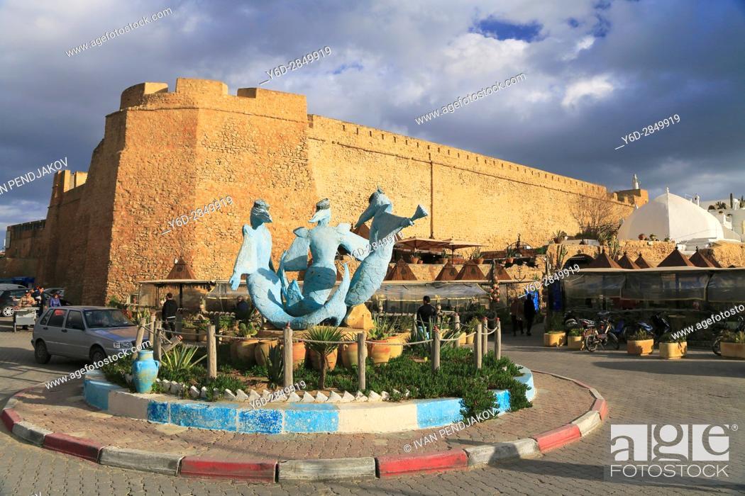 Imagen: Hammamet Medina, Tunisia.