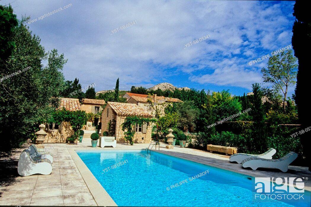 Imagen: Maussanne-les-Alpilles, Provence, France.
