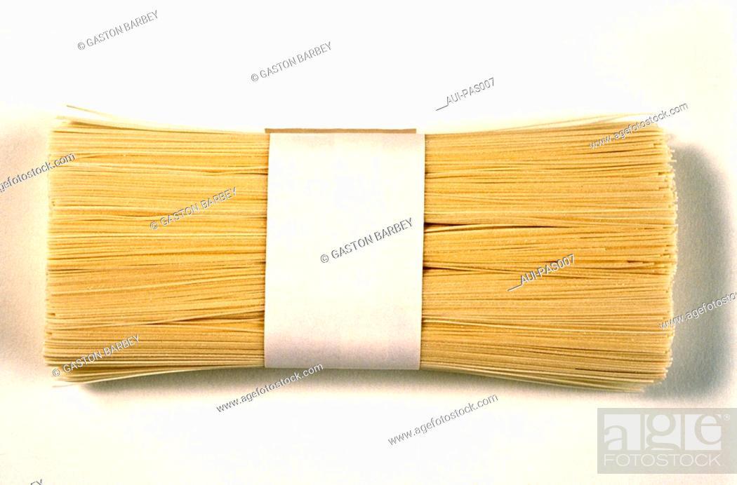Stock Photo: Pasta - Japonese Pasta.