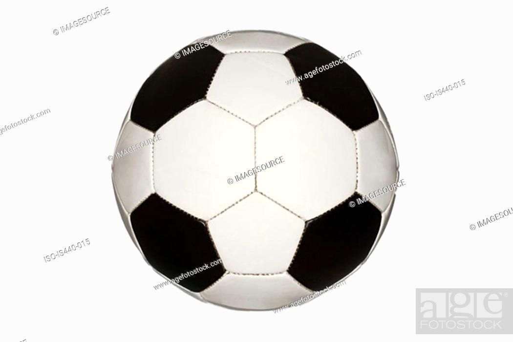 Stock Photo: Football.