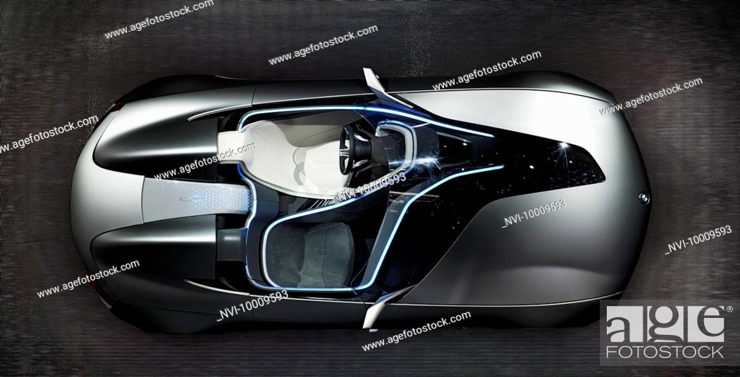 World Premiere Bmw Vision Connecteddrive Concept Car Auto Show