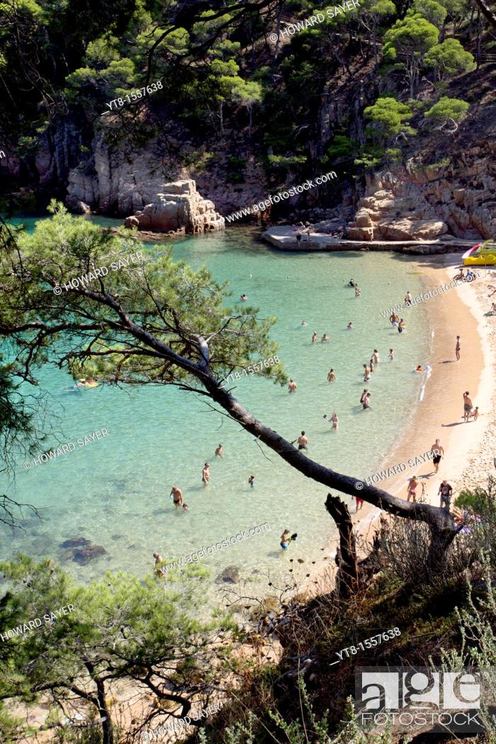 Imagen: Aigua Blava, Costa Brava, Catalonia, Spain.