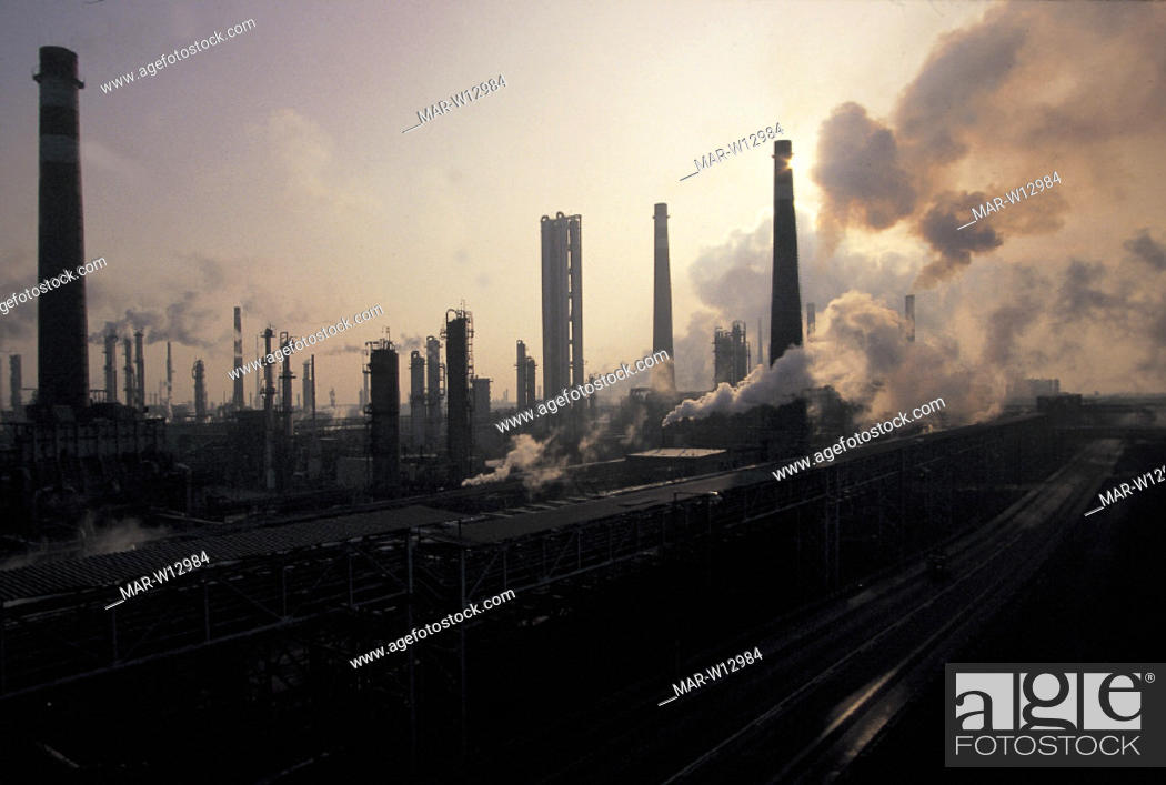 Stock Photo: slovakia, slovnaft, oil industry.