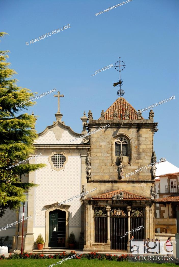 Stock Photo: Braga, Norte, Portugal, Europe.