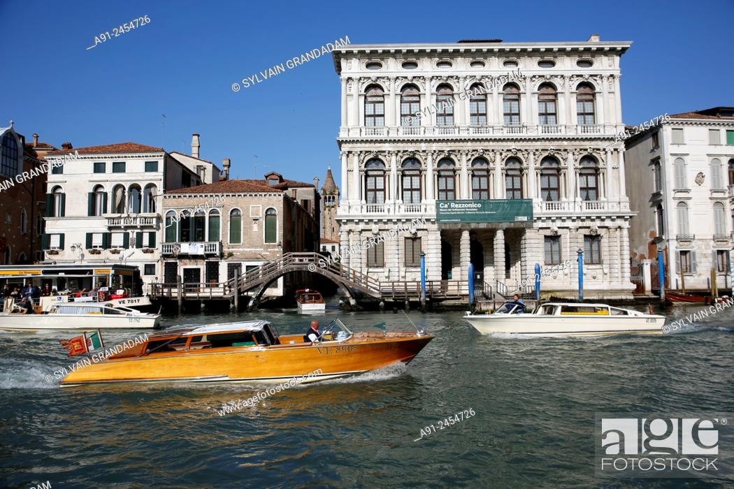 Stock Photo: Italy, Venice, art exhibitions during the Biennale 2015.