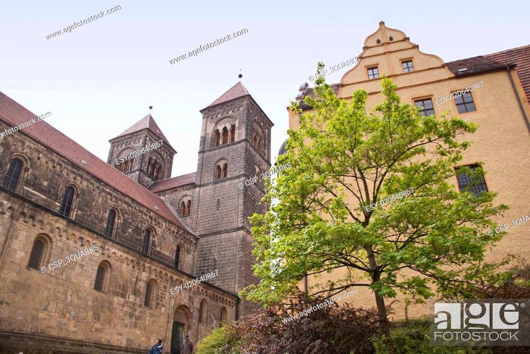 Stock Photo: Quedlinburg.
