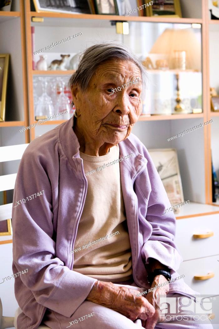 Imagen: Home for the elderly, Narsaq, South Greenland.