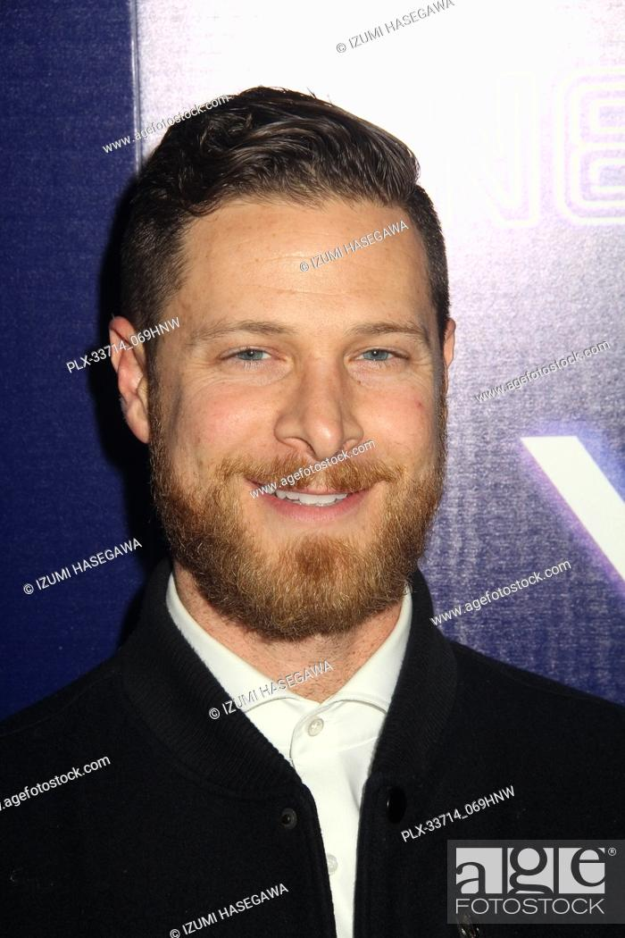 "Imagen: DJ Gugenheim 12/05/2018 The Los Angeles Premiere of """"Vox Lux"""" held at the Arclight Hollywood in Los Angeles, CA Photo by Izumi Hasegawa / HNW / PictureLux."