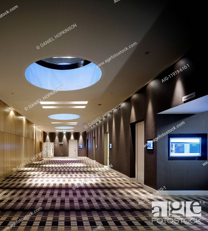 Stock Photo: Hilton Tower, 303 Deansgate, Manchester.