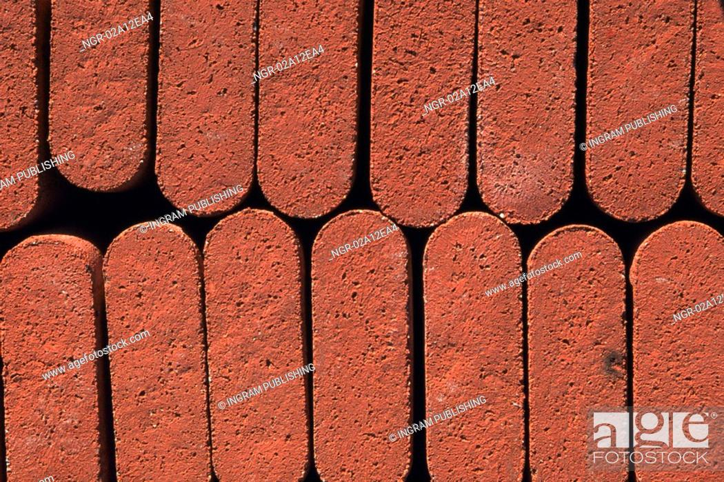 Stock Photo: Close-up of the surface of a wall.