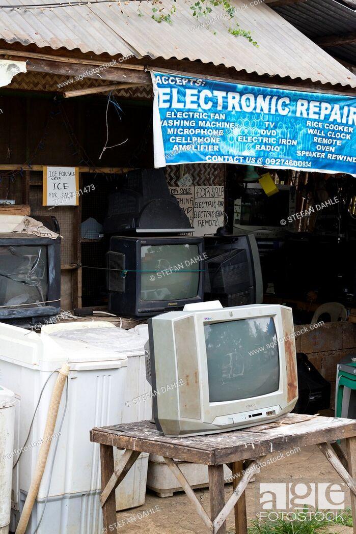 Electronic Repair Shop in Puerto Princesa, Palawan