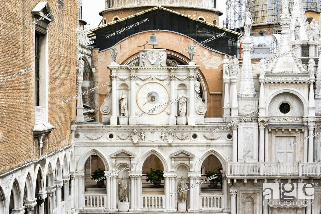 Imagen: Doge's Palace in Venice, Italy.