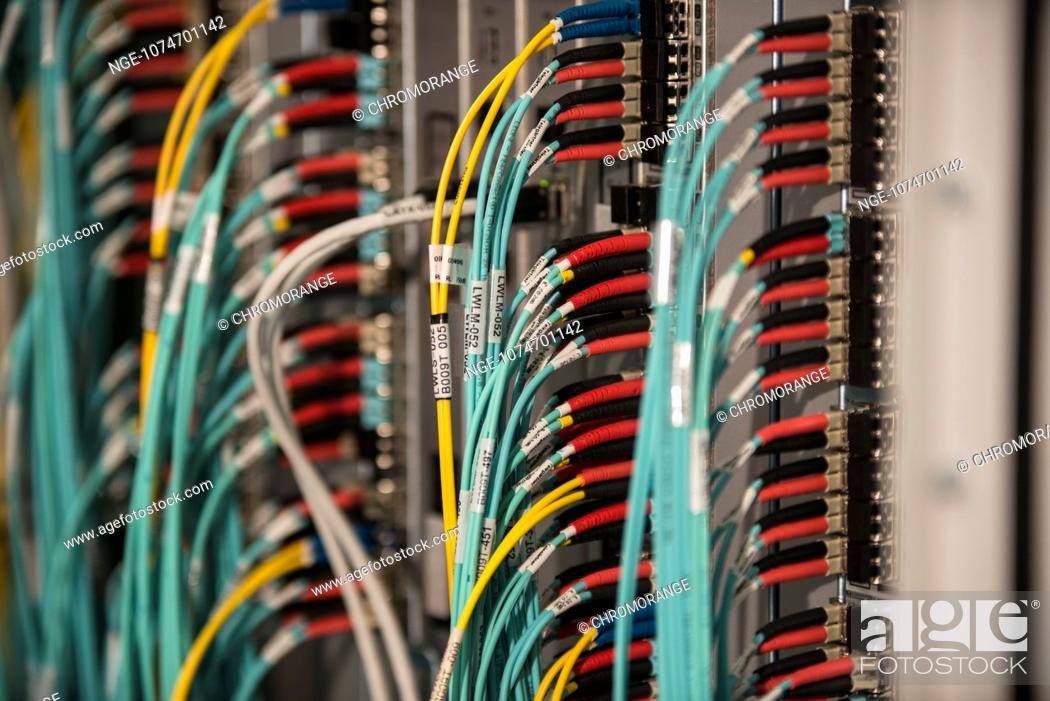 Stupendous Server Rack Stock Photo Picture And Rights Managed Image Pic Nge Wiring Digital Resources Funapmognl