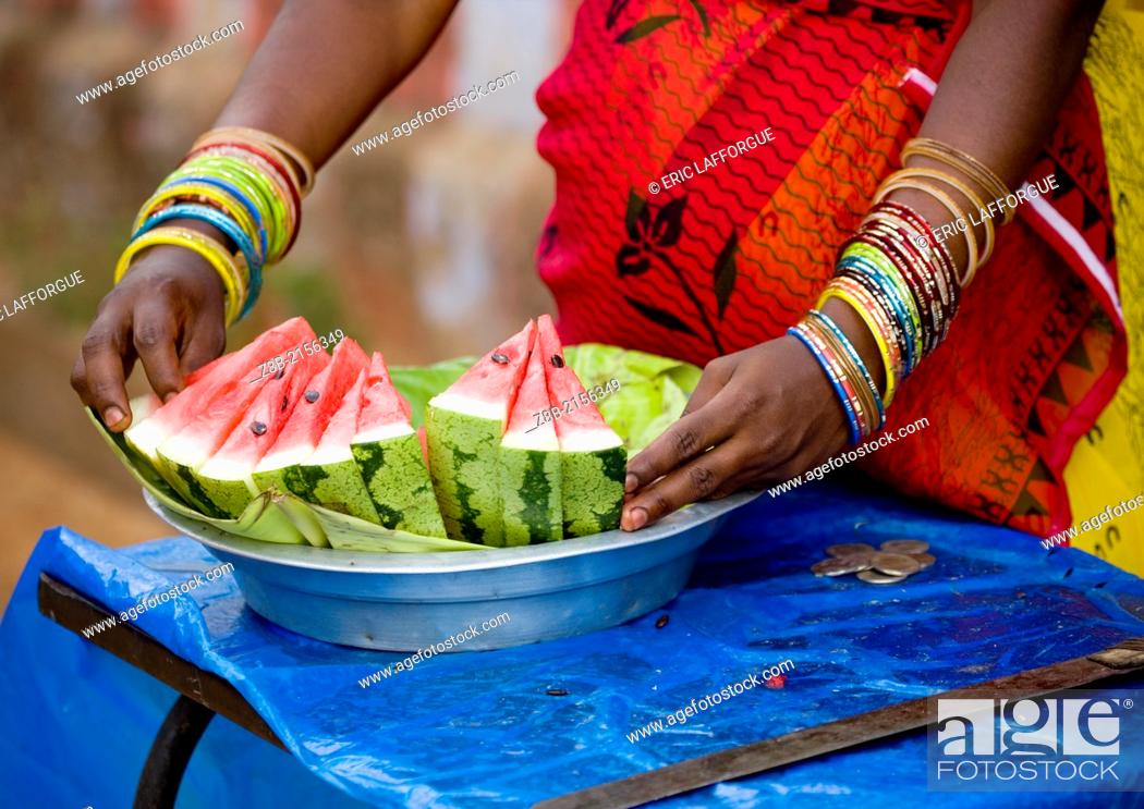 Stock Photo: Madurai is a must see destination for travellers in Tamil Nadu; it one of the oldest inhabited city in the world; this town, founded in the 4th century BC.