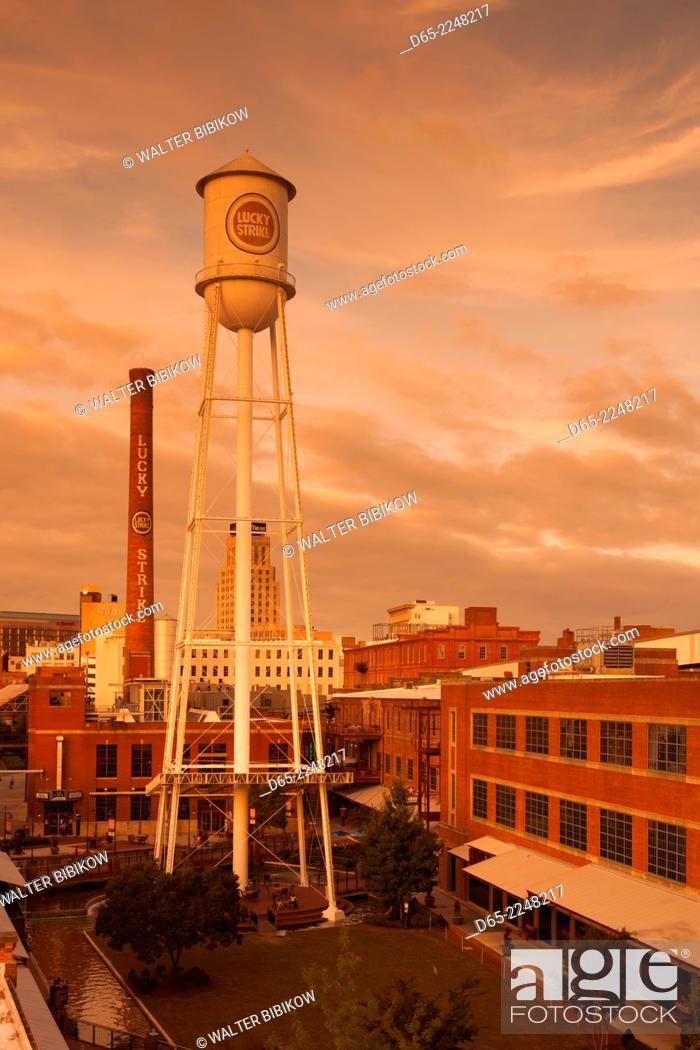 Usa North Carolina Durham American Tobacco And City Center