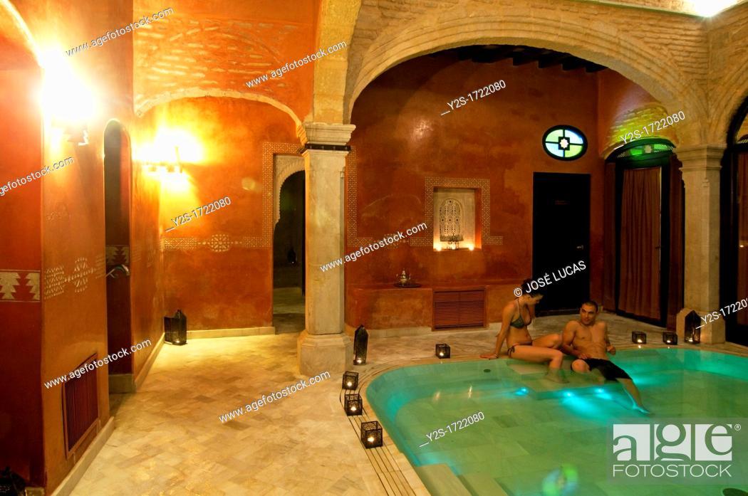 Hamman andalusi arab baths jerez de la frontera cadiz for Hammam andalusi jerez