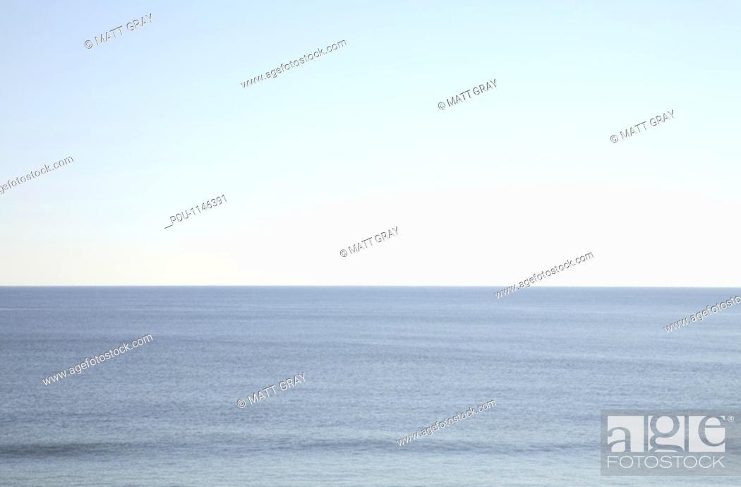Stock Photo: Seascape.