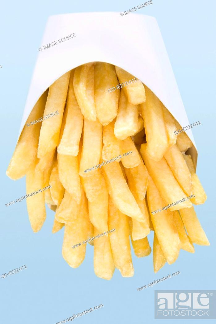 Stock Photo: Chips.