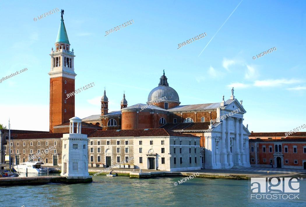 Stock Photo: Campanile of San Marco, Italy, Venice.