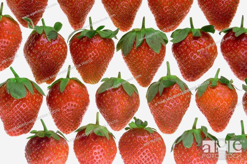 Imagen: Strawberries.