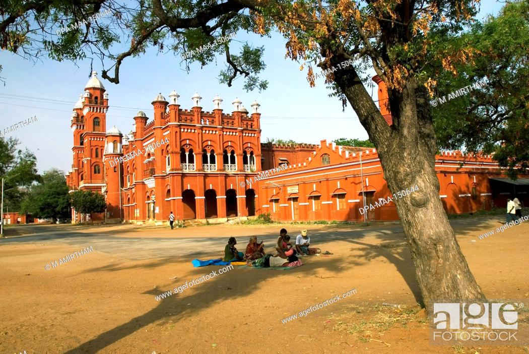 Pudukkottai became a princely state of British India under