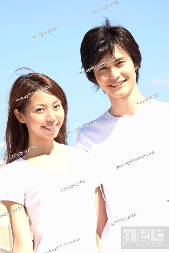Imagen: Japanese couple in Shonan area.
