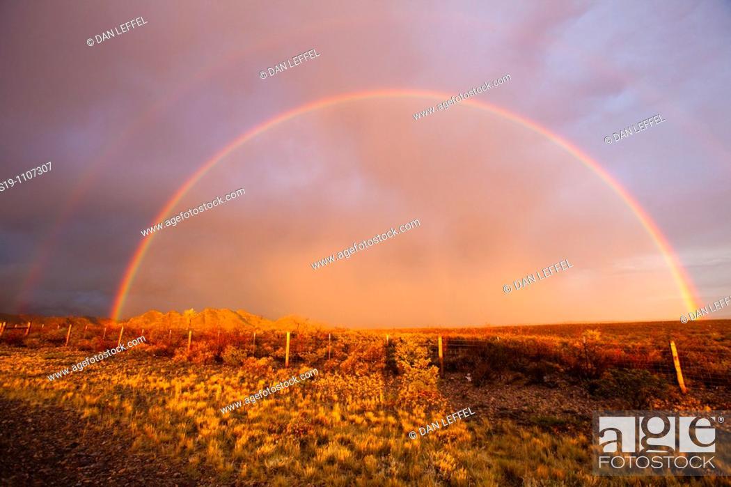 Stock Photo: Big Bend National Park, Texas, USA.