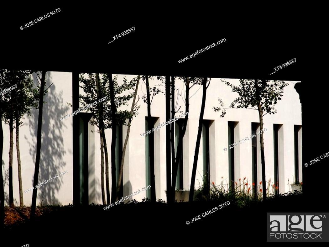 Stock Photo: Arquitectura de Barcelona.