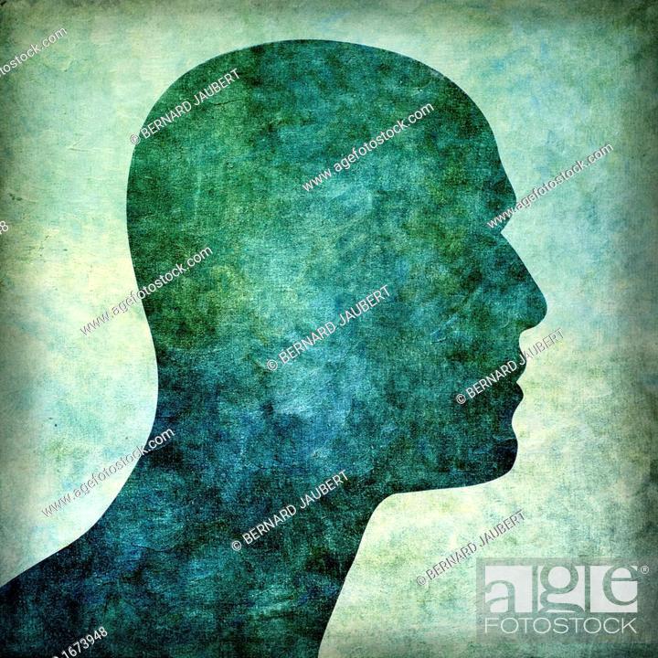 Stock Photo: Human representation.