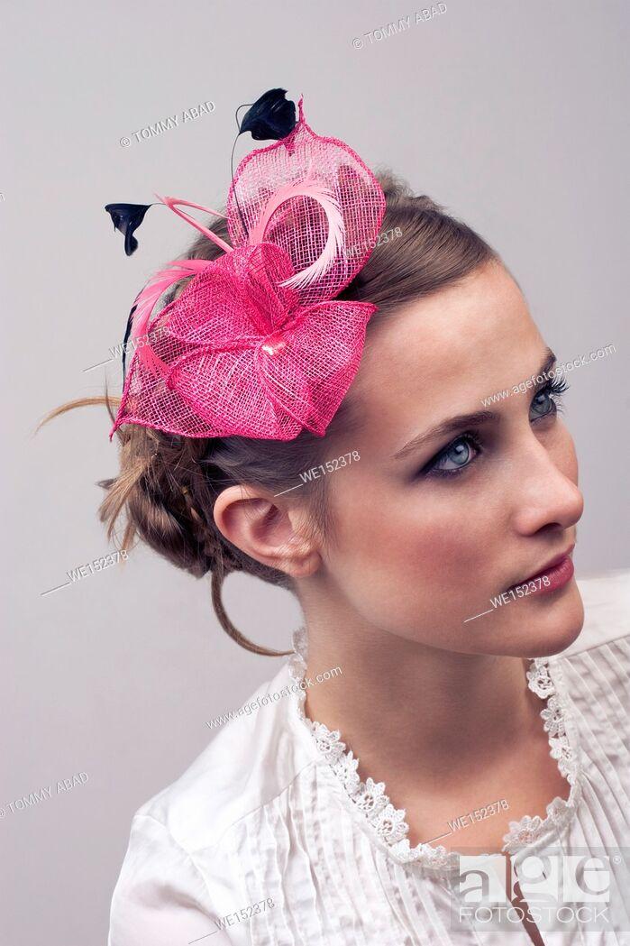 Stock Photo: head Style - headdress.
