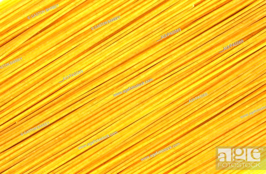 Stock Photo: Pasta - Spaghettis.