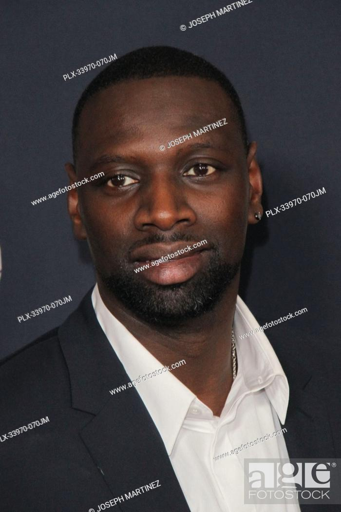 """Stock Photo: Omar Sy at """"""""The Call Of The Wild"""""""" World Premiere held at El Capitan Theatre in Los Angeles, CA, February 13, 2020. Photo Credit: Joseph Martinez / PictureLux."""