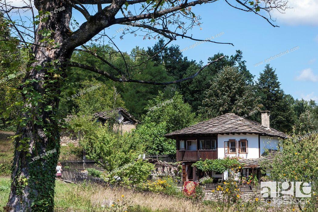 Imagen: House two ostriches, Bozhentsi, Gabrovo, Bulgaria.
