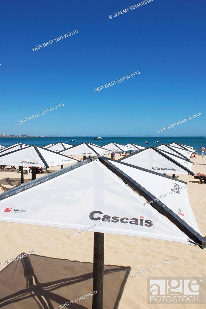 Imagen: Beach, Cascais, Portugal.