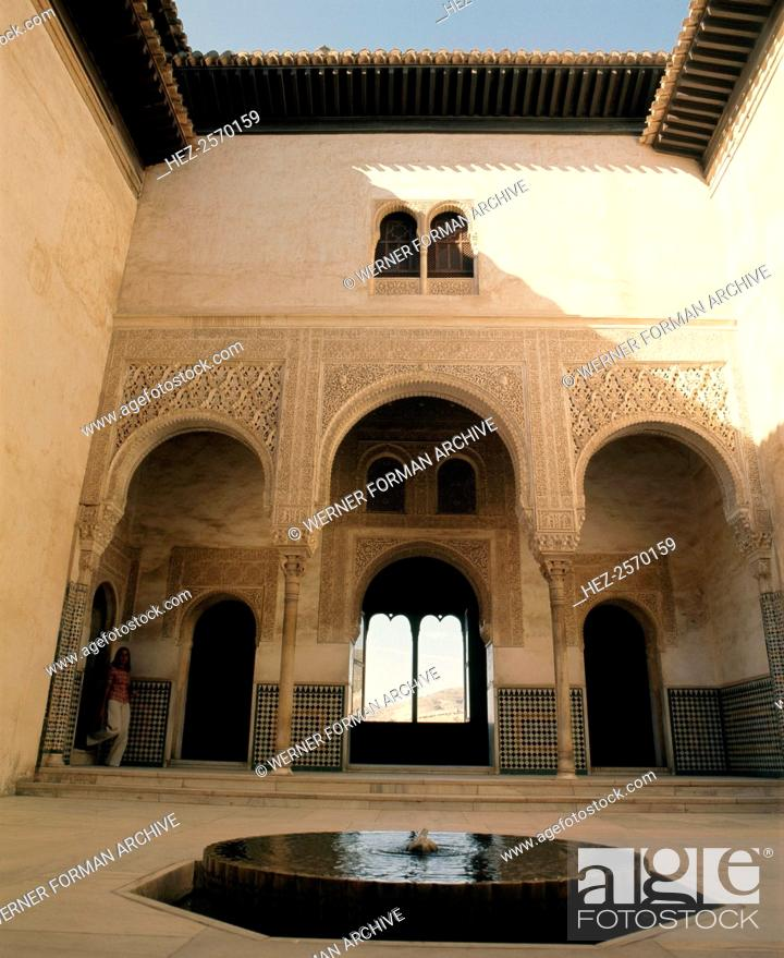 Alhambra dating New York State Law dating en mindreårig