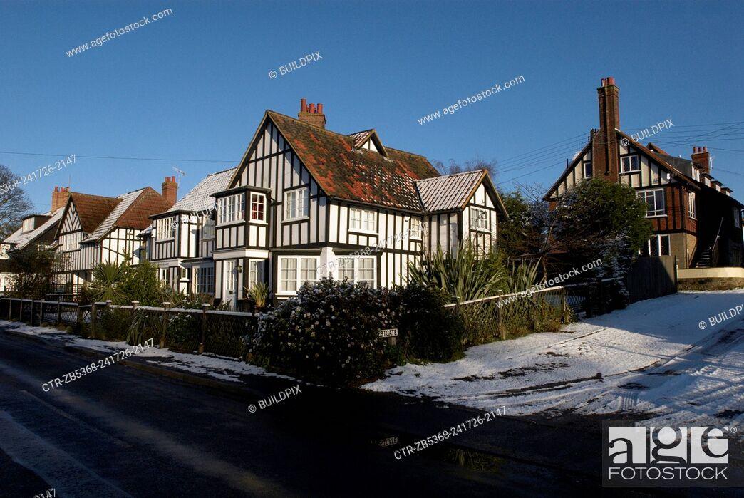 Imagen: Tudor homes, UK.