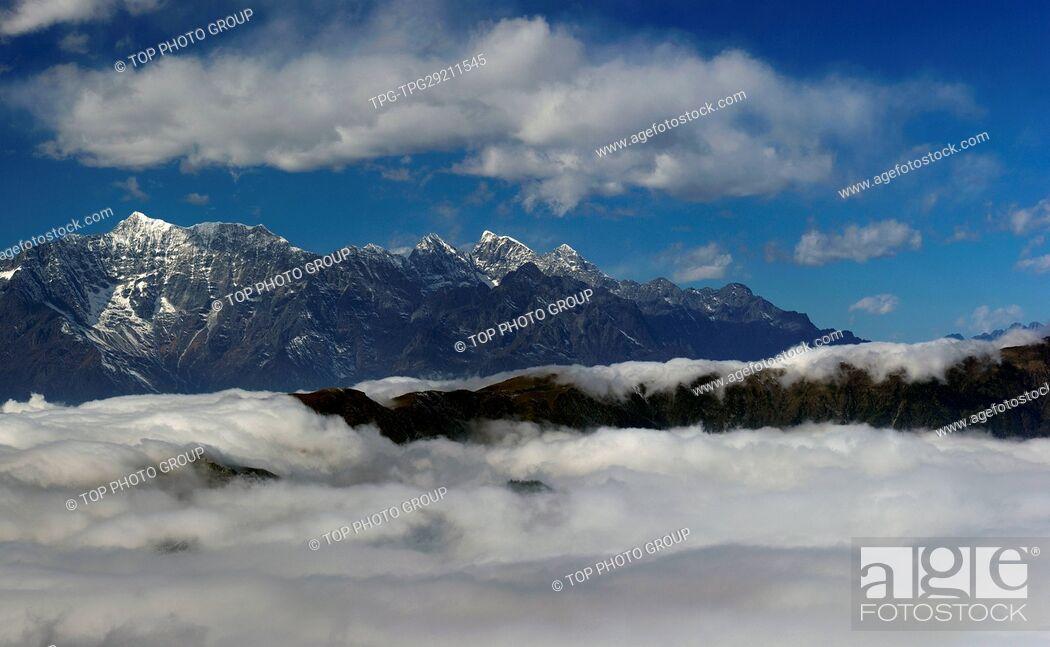 Imagen: Sichuan Province;China.