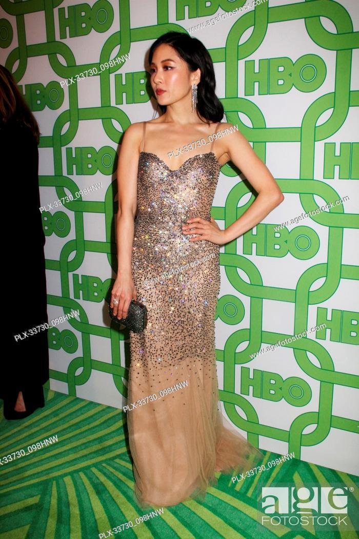 Imagen: Constance Wu 01/06/2019 The 76th Annual Golden Globe Awards HBO After Party held at the Circa 55 Restaurant at The Beverly Hilton in Beverly Hills.