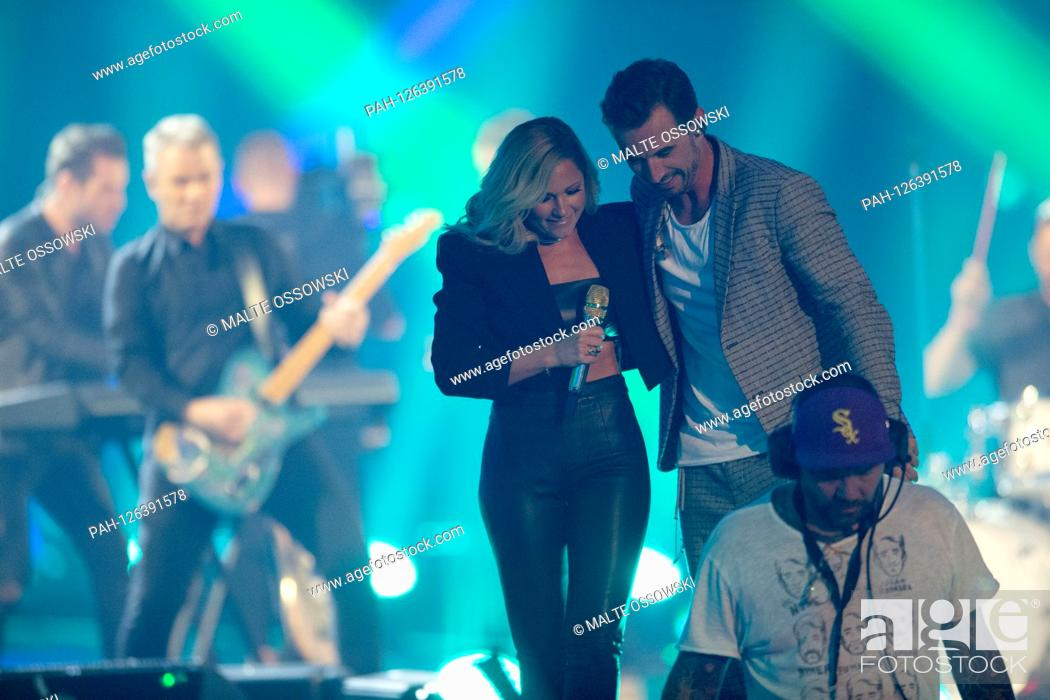 Florian Silbereisen Germany Saenger Schlagersaenger Musician Presenter And Helene Fischer Stock Photo Picture And Rights Managed Image Pic Pah 126391578 Agefotostock