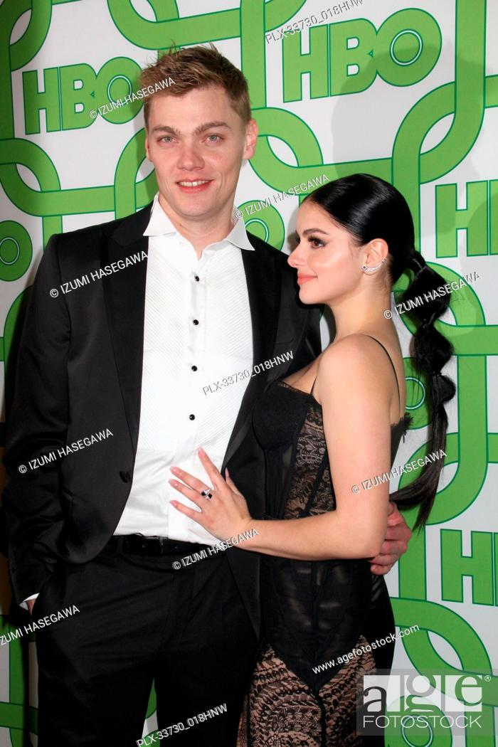 Imagen: Levi Meaden, Ariel Winter 01/06/2019 The 76th Annual Golden Globe Awards HBO After Party held at the Circa 55 Restaurant at The Beverly Hilton in Beverly Hills.