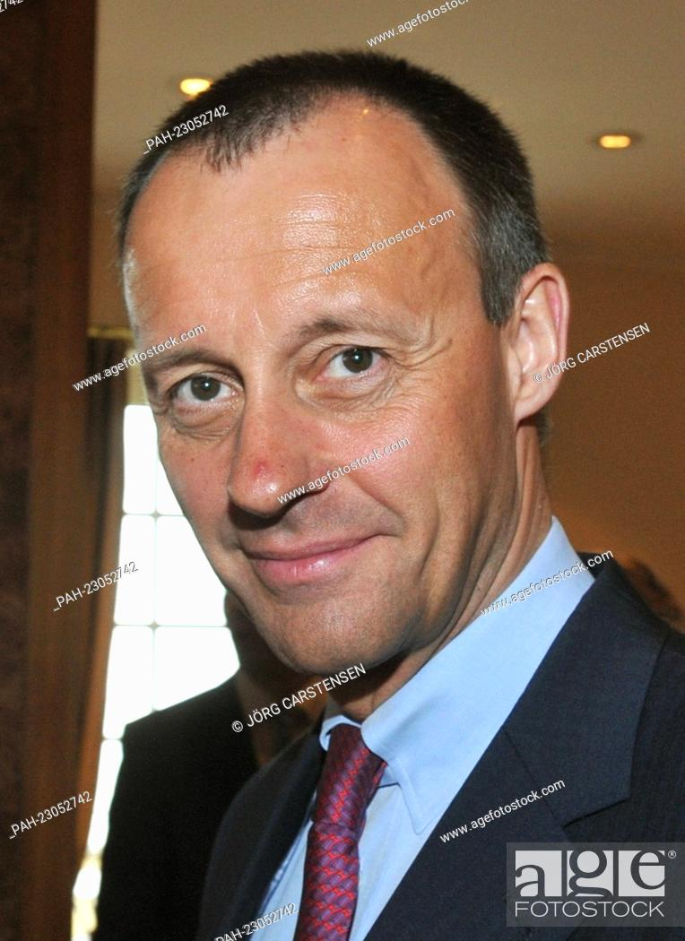 Archive Friedrich Merz Former Fraction Leader Of The Cdu In The Bundestag Taken On 12 Stock Photo Picture And Rights Managed Image Pic Pah 23052742 Agefotostock