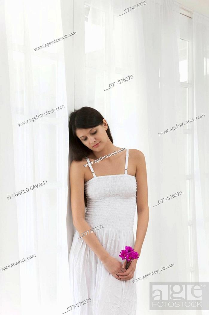 Stock Photo: Woman lifestyle.