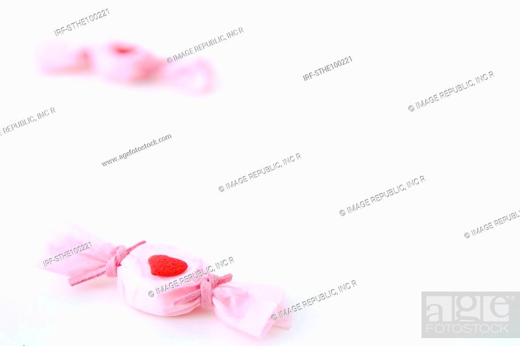 Stock Photo: candy.
