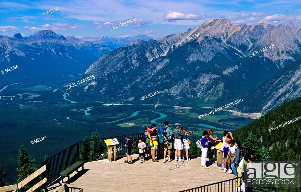 Stock Photo: Banff National Park  Alberta  Canada.