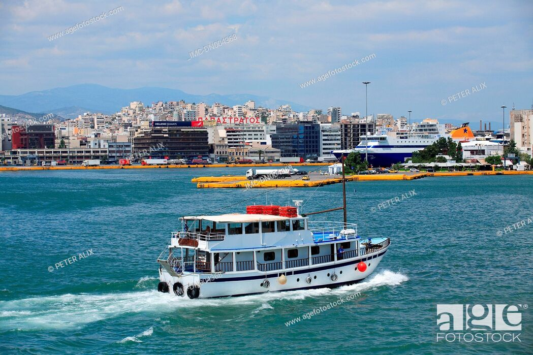 Imagen: Greece, Athens, Piraeus.